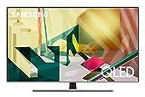 Samsung TV QE75Q70TATXZT Serie Q70T QLED Smart TV 75', con Alexa integrata, Ultra HD 4K, Wi-Fi, Black, 2020