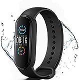 Orologio Fitness Tracker,Activity Tracker,Smart Activity Bracciale Smart Watch Schermo colorato con frequenza cardiaca/Monitoraggio del sonno/Contacalorie/Contapassi/Notifiche di Messaggistica