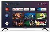 Sharp Aquos 40BN6E - 40' Smart TV 4K Ultra HD Dolby ATMOS Android 9.0, Wi-Fi, DVB-T2/S2, 3840 x 2160 Pixels, Nero, suono Harman Kardon, 3xHDMI 3xUSB, 2020