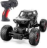 Antaprcis 4WD Auto Telecomandata, 2.4 GHZ 1:14 RC Auto di Tutto Terreno, con 2 Batterie Caricabile, Regalo di Natale per Adulti e Bambini