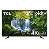 TCL 43P616, Smart Android Tv 43 Pollici, 4K HDR, Ultra HD (Micro dimming PRO,HDR 10, Dolby Audio)