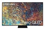 Samsung TV Neo QLED QE75QN90AATXZT, Smart TV 75' Serie QN90A, Neo QLED 4K UHD, Alexa integrato, DVB-T2 [Efficienza energetica classe E]