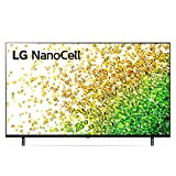 """LG NanoCell 75NANO856PA Smart TV LED 4K Ultra HD 75"""" 2021 con Processore 4K α7 Gen4, Dolby Vision IQ, Wi-Fi, webOS 6.0, Google Assistant e Alexa Integrati, 2 HDMI 2.1, Telecomando Puntatore"""