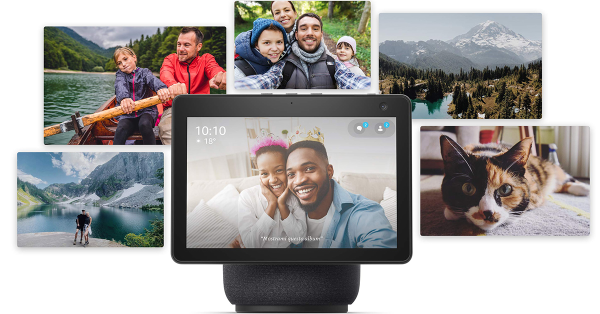 Read more about the article Echo show 10