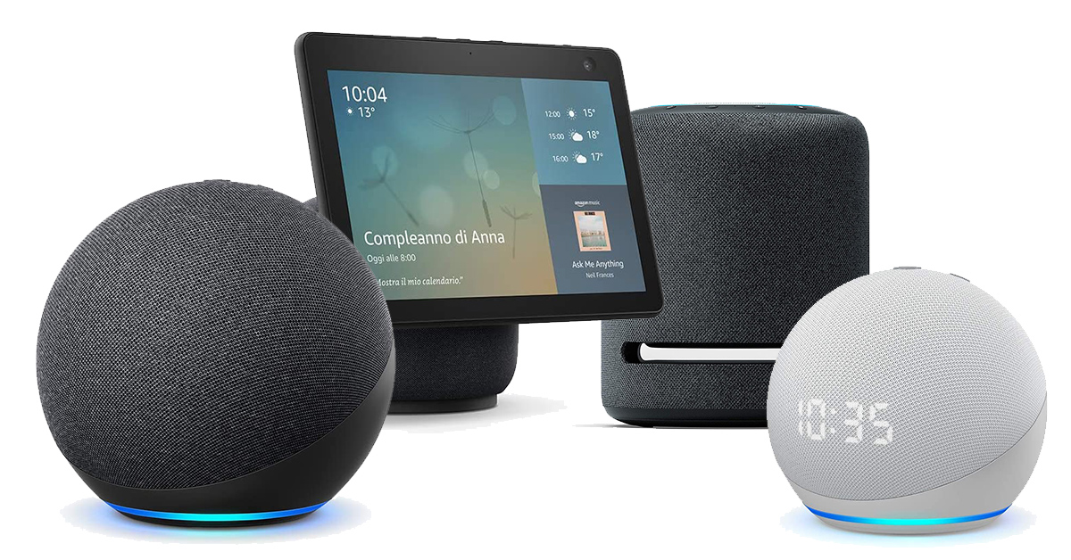 You are currently viewing Quale Amazon Echo comprare?