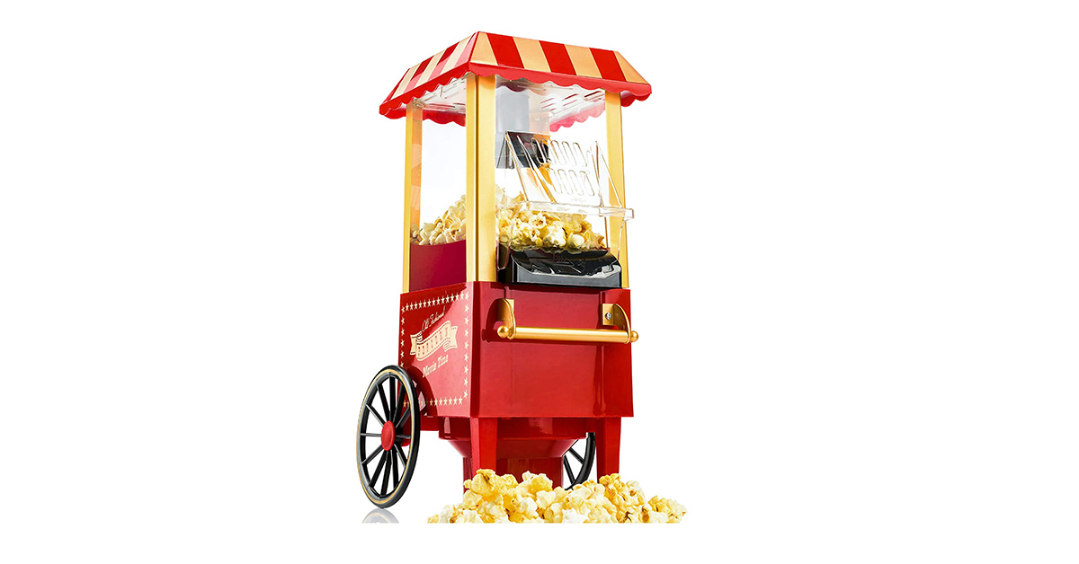 You are currently viewing Miglior macchina popcorn