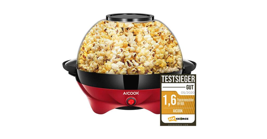 Migliori marchi macchine da popcorn